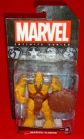 Marvel Legends Infinite Series: Marvel's Korg - Action Figure